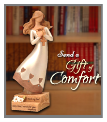Send a gift of comfort to a family member